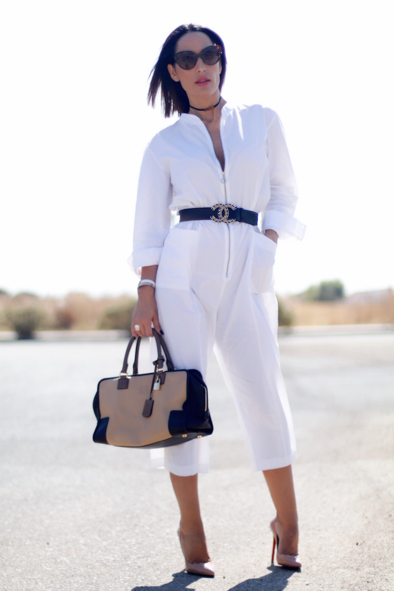 JUMPSUIT BLANCO