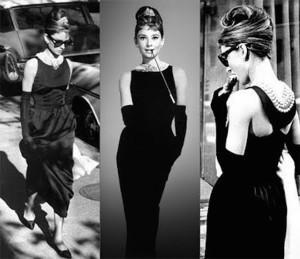 Audrey Hepburn-Desayuno con diamantes